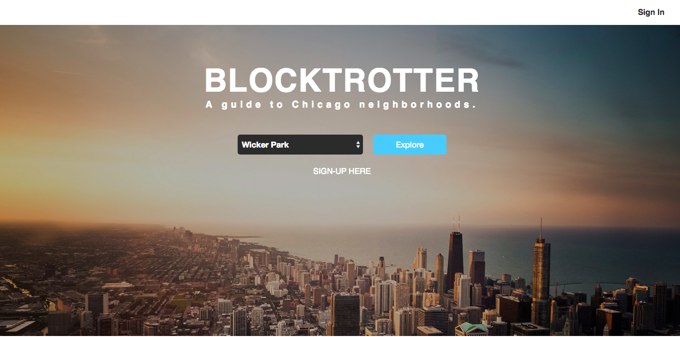 Blocktrotter